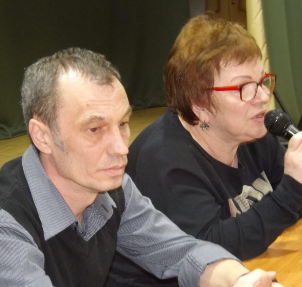 Хлюпин Бурова