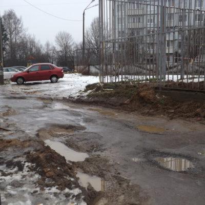 Блеск и нищета на Комсомольской