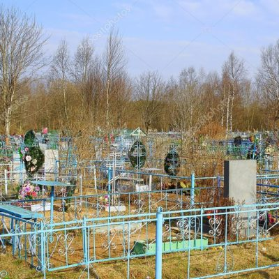 Кладбища Подмосковья открыты для посещений