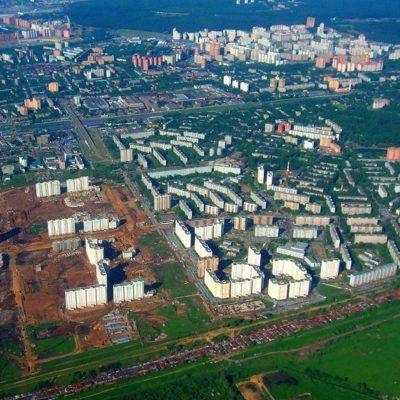 Скорректированы планы по благоустройству Московской области на 2020 год